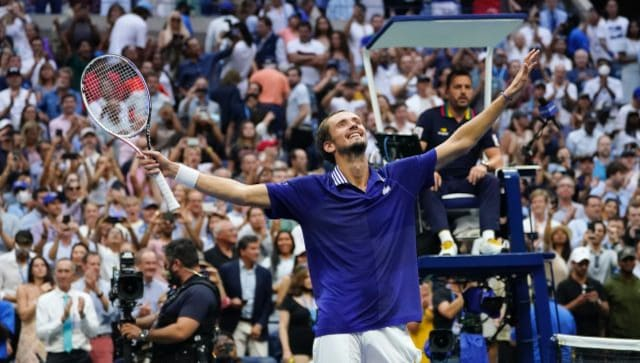 AS Terbuka 2021: 'Daniil Medvedev Anda menghentikan salah satu yang terhebat di Novak Djokovic'